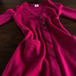 Stunning Cashmere Chanel Sweater Dress